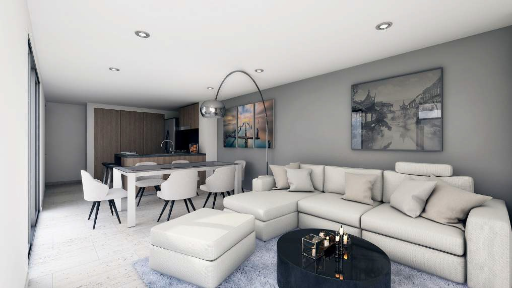 hermoso departamento en venta de 97 m2 en colonia independencia.