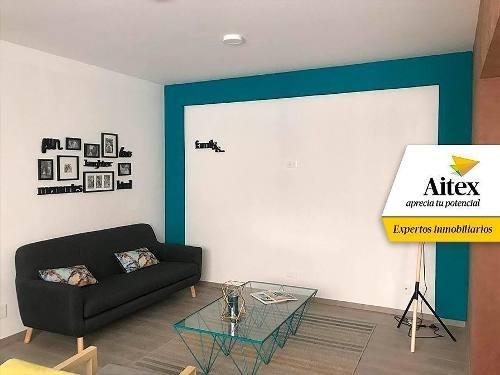 hermoso departamento en venta en cuauhtémoc planta baja