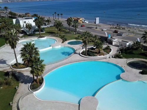 hermoso departamento frente al mar junto al casino enjoy