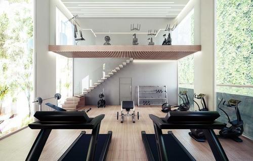 hermoso departamento nuevo en pre-venta de 86 m2 en portales sur.