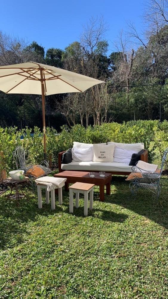 hermoso depto 2 amb con jardin en la magdalena