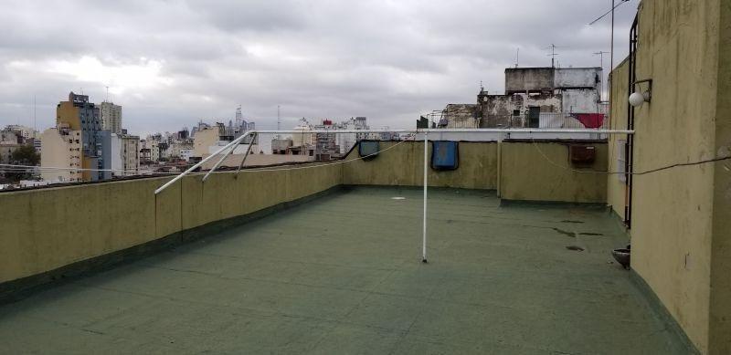 hermoso depto 4 ambientes y amplia terraza en constitución