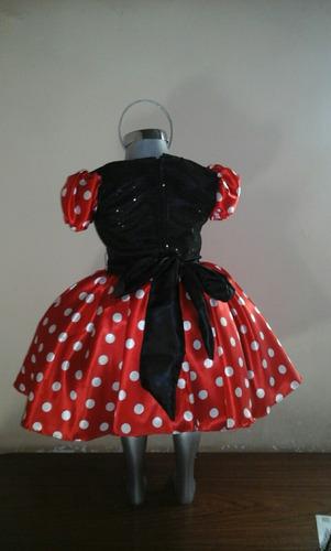 hermoso disfraz de mimi color rojo o rosa envio gratis