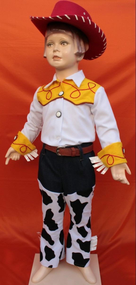 20b8200a7123a Hermoso Disfraz Estilo Vaquerita Jessie Toy Story De Lujo -   400.00 ...