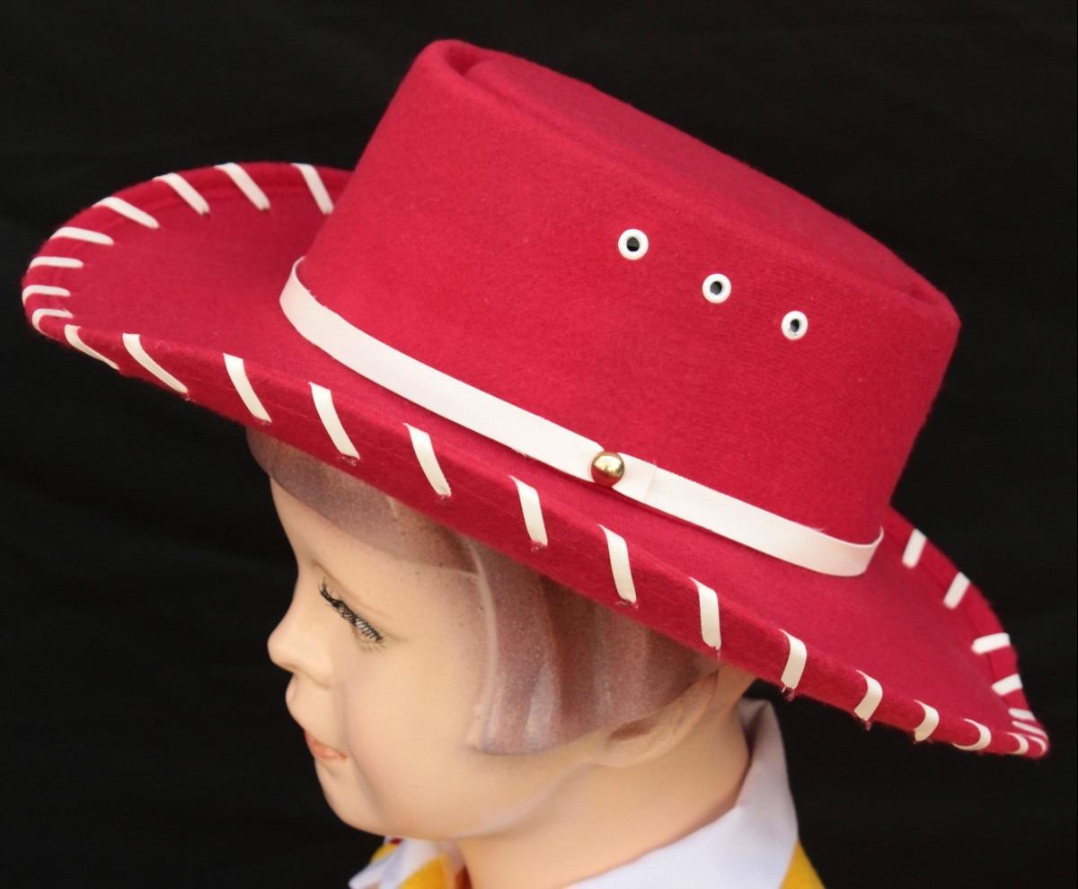 Hermoso Disfraz Estilo Vaquerita Jessie Toy Story De Lujo -   400.00 ... bebbb8d3344
