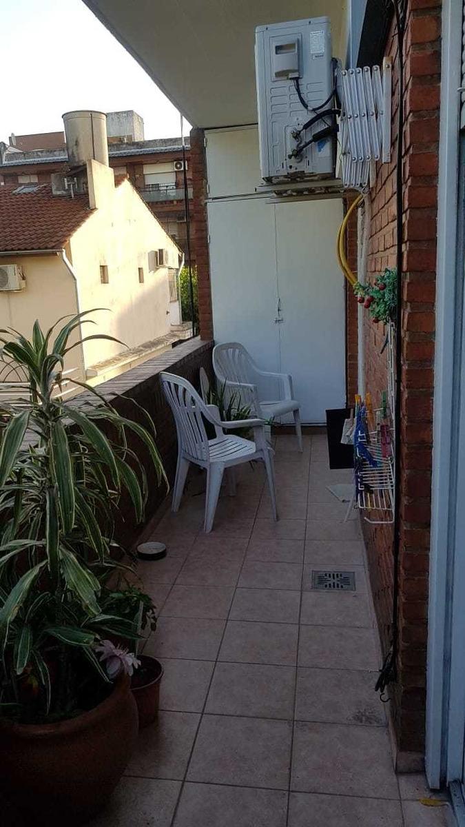 hermoso dpto 2 ambientes con balcon, villa ballester