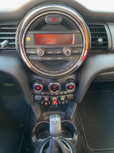 hermoso e impecabl ! mini cooper 2016 automatico turbo