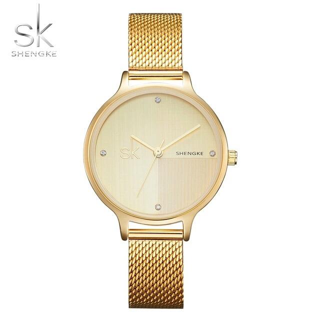 Hermoso Elagante Reloj Dama Dorado Ajustable -   479.00 en Mercado Libre e3701cf5c1c6