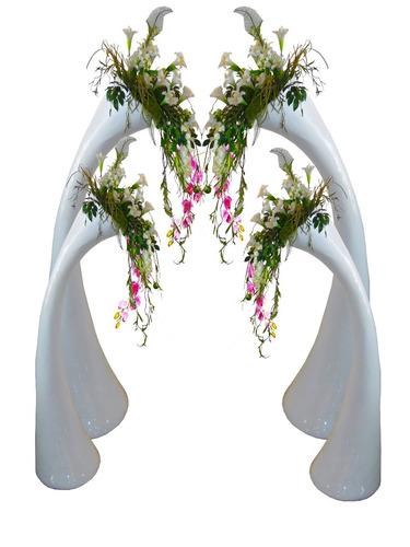 hermoso florero decorativos pequeño umberto capozzi