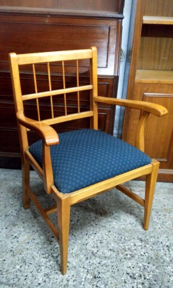 hermoso juego de sillones diseo vintage - Sillones Diseo