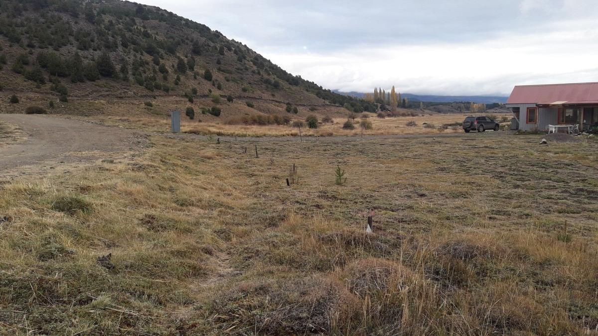 hermoso lote en barrio noregon. con vistas al cerro chapelco
