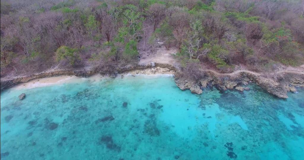 hermoso lote en isla baru