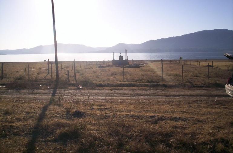 hermoso lote - los espinillos - vista al lago y sierras