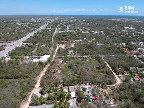 hermoso lote ubicado en tulum el corazón de la riviera maya.