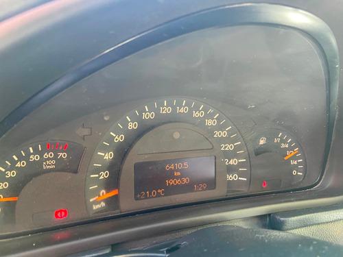 hermoso mercedes c200... un sueño de auto alemán