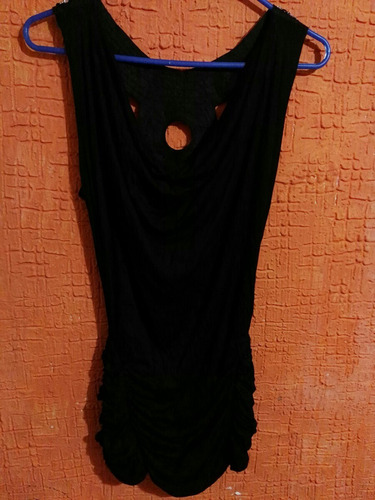 hermoso mini vestido, espalda con piedras. envio gratis