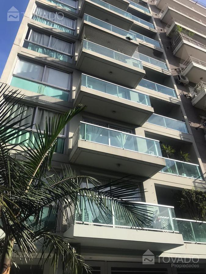 hermoso monoambiente en villa urquiza! edificio con amenities!