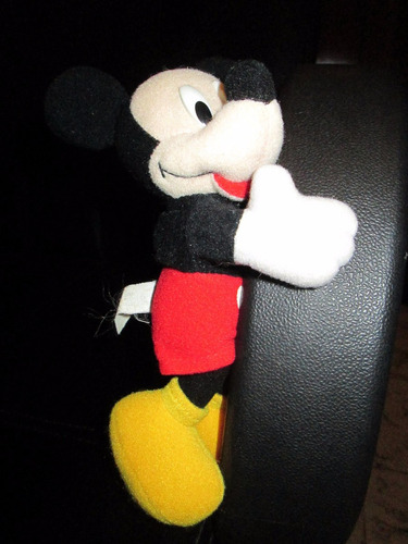 hermoso peluche de mickey mouse importado