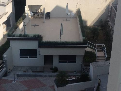 hermoso pent house en fracc. milenio iii qro. mex.