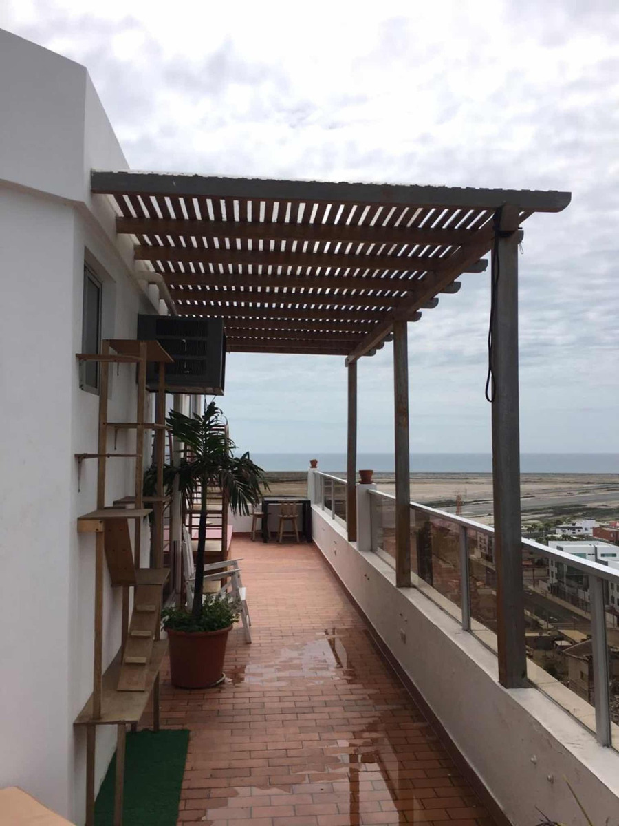 hermoso penthouse en chipipe con vista privilegiada
