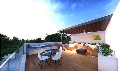 hermoso penthouse en tulum