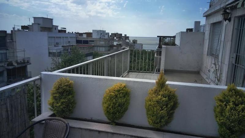 hermoso penthouse, sobre gabriel pereira. 2 garajes!