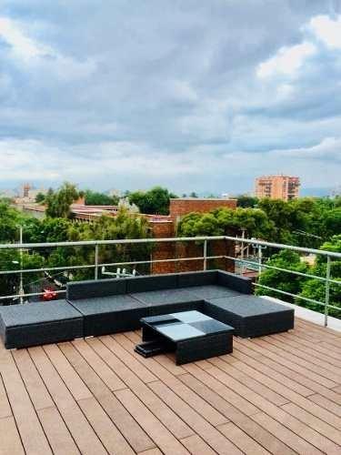 hermoso ph con roof garden propio!