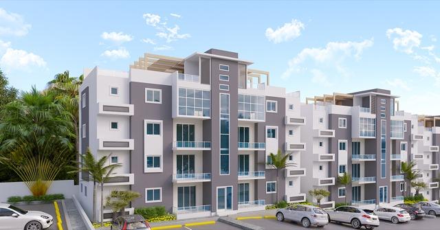hermoso proyecto de apartamentos ideal familia joven