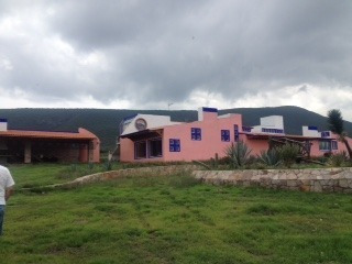 hermoso rancho casa grande  en el lindero colon qro. mex.