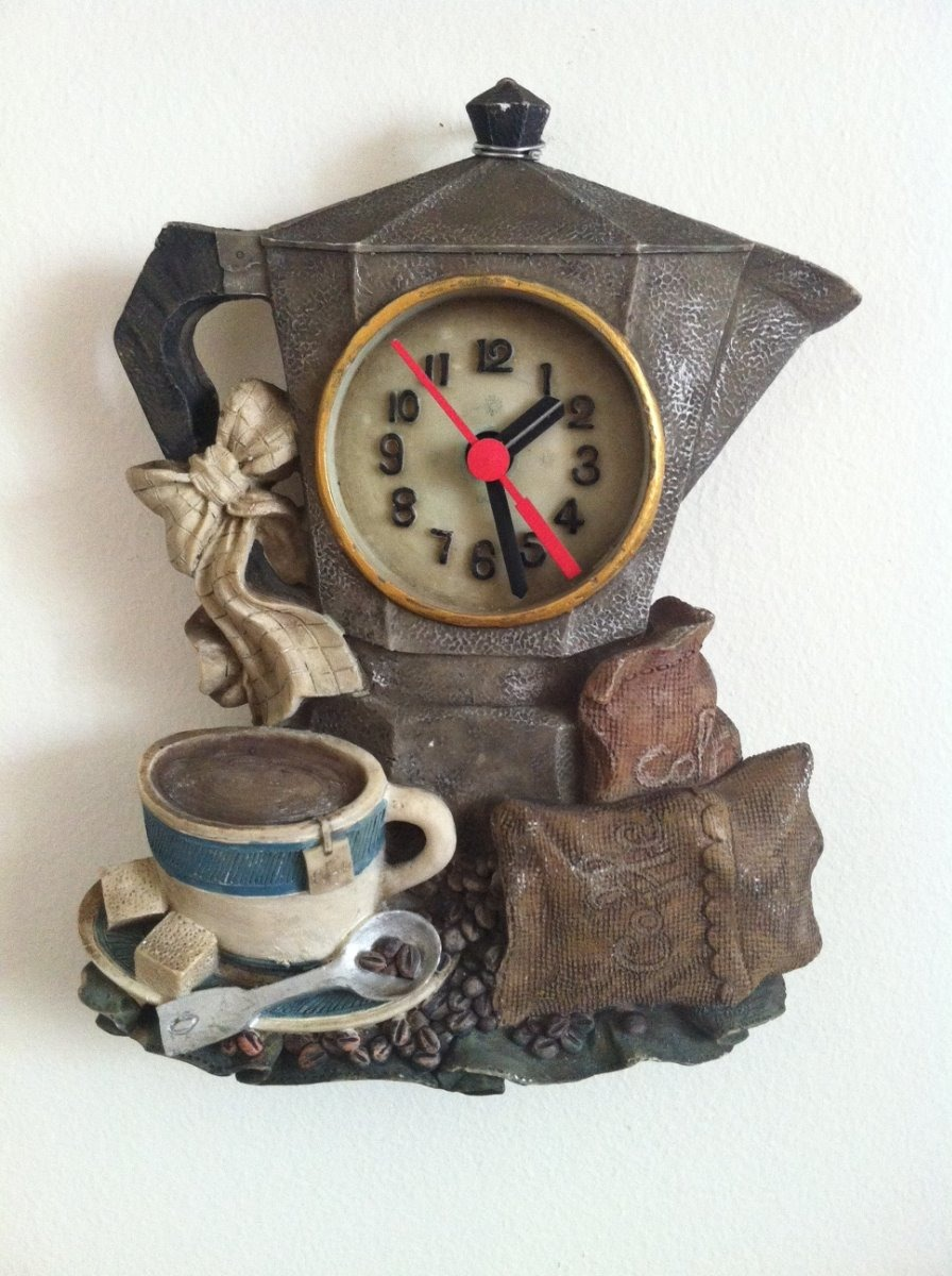 Hermoso Reloj Mural De Cocina. 20 X 15. - $ 26.000 en ...