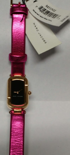 hermoso reloj para mujer marc jacobs totalmente nuevo