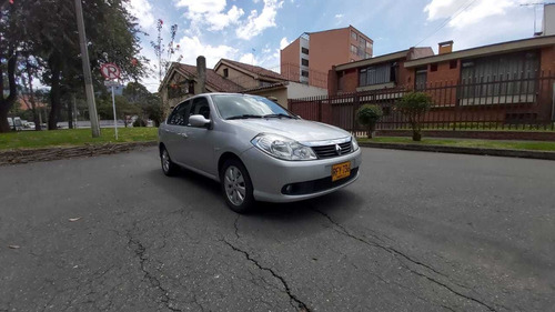 hermoso!! renault symbol ii luxe full equipo - aproveche!!