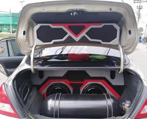 hermoso repotenciado nissan tiida 2012 motor nuevo mod 2018