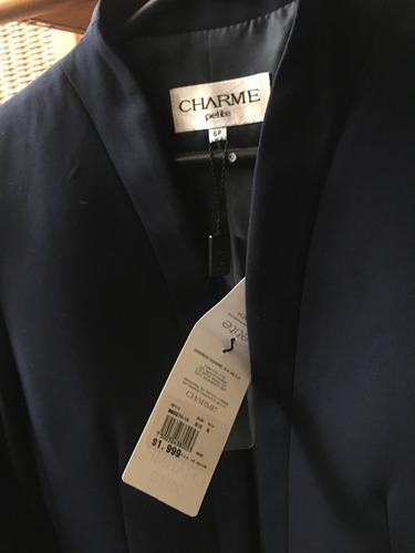 hermoso saco para dama, original marca charme