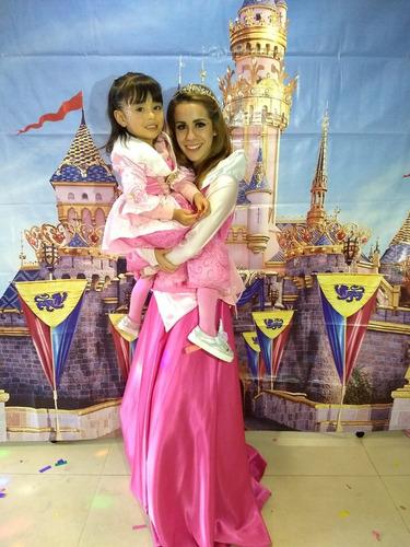 hermoso show infantil de princesas cdmx!