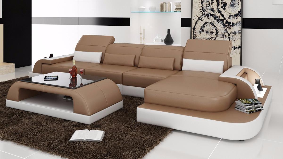 Hermoso sofa moderno con estilo exclusivo en - Sofa con estilo ...
