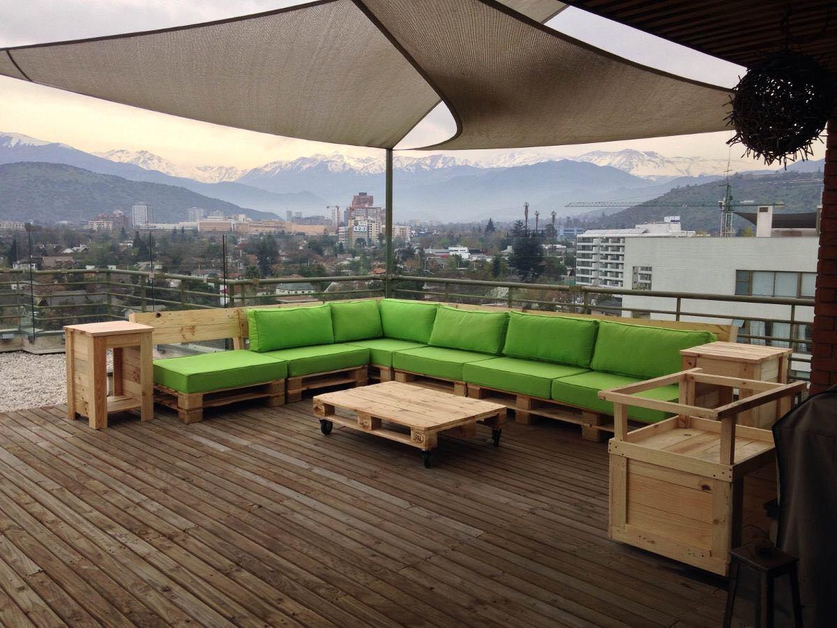 Sofa para terraza set para terraza o jardn compuesto de - Sofas para terraza ...