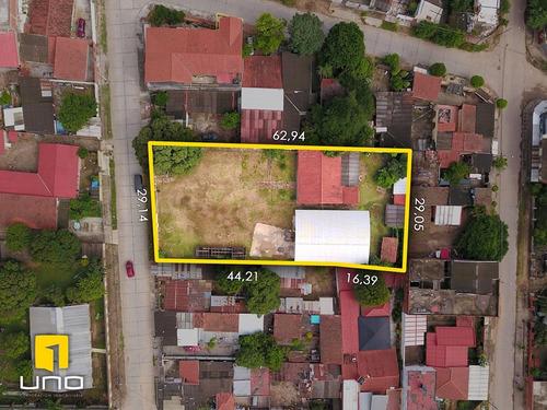 hermoso terreno con galpon y vivienda en venta zona este