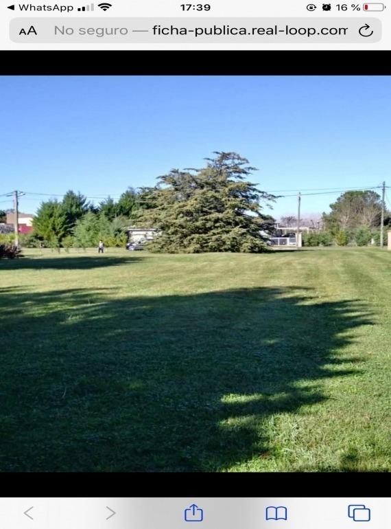hermoso terreno de 900 mt2 en club de campo  las perdices