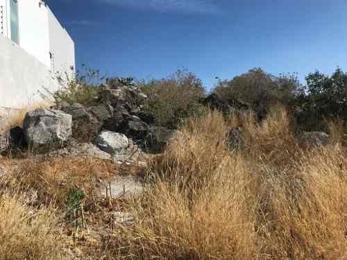 hermoso terreno en venta en fracc. colinas de juriquilla qro. mex.