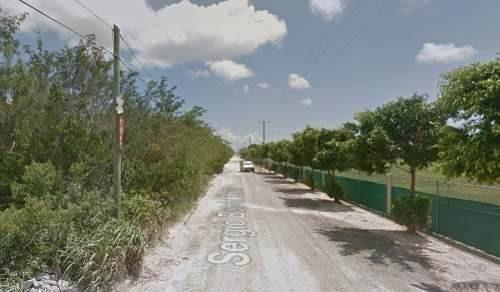 hermoso terreno en venta en la colonia doctores cancun c1793
