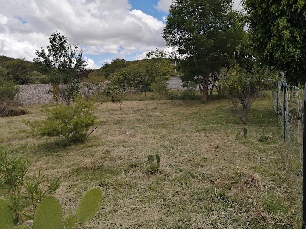 hermoso terreno para casa de campo
