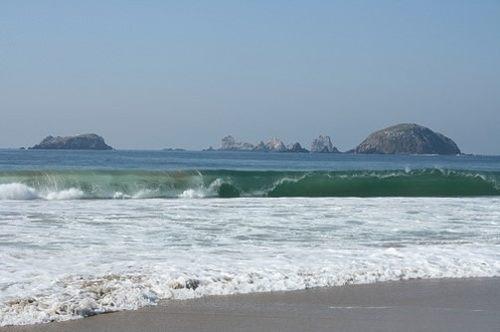 hermoso terreno venta playa blanca zihuatanejo proyecto cons