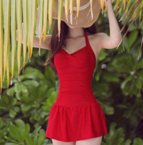 Baño Completo Tipo Hermoso Traje Color Rojo De Vestido m8wOvn0N