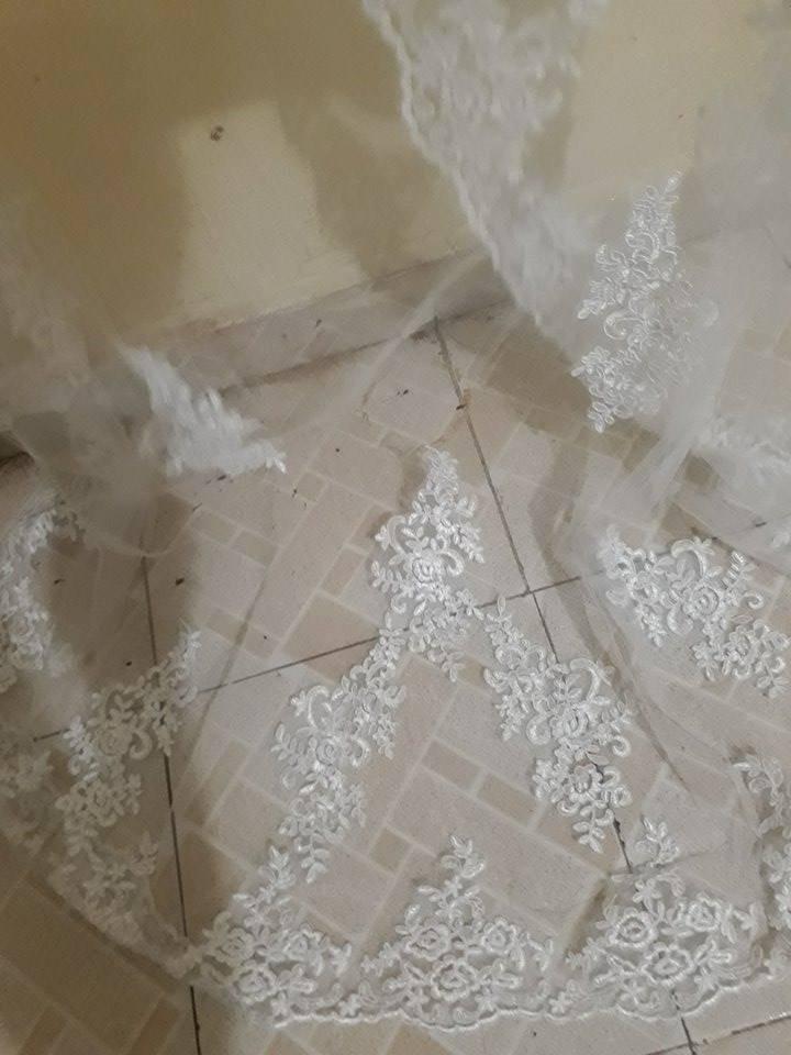 ba090b2459 hermoso velo de novia - español - nuevo. Cargando zoom.