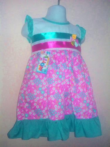 hermoso vestido bebe talla 2 y 4