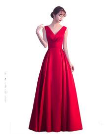 Hermoso Vestido Corte Princesa Elgante Y único R9622