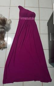 Hermoso Vestido De Fiesta Color Menta De Noche De Mujer
