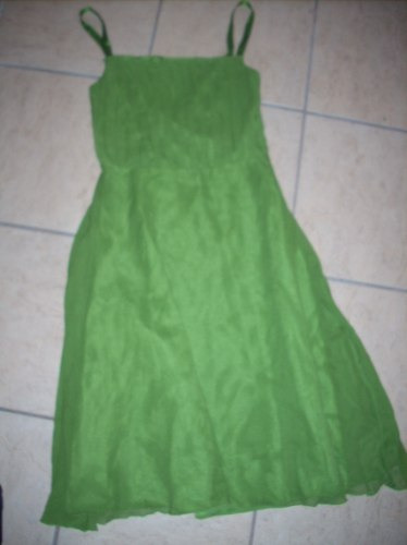 hermoso vestido de fiesta mng talla m