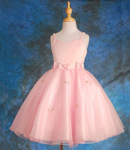 hermoso vestido de fiesta o cortejo